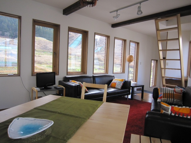 Ski-in/Ski-out Accommodation Nozawa Onsen