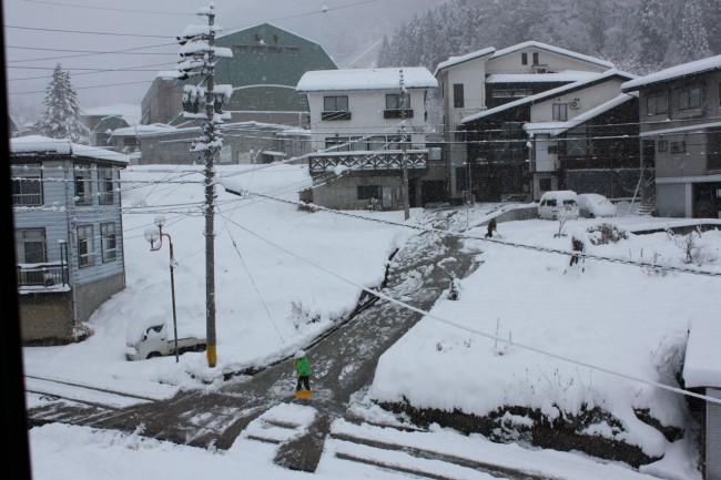 Massive dump December Nozawa