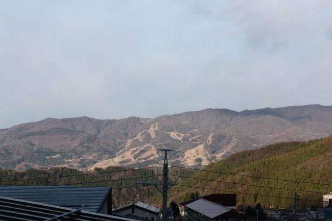 Togari Resort ready to put the winter white coat on