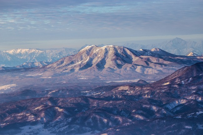 Nagano landscape.