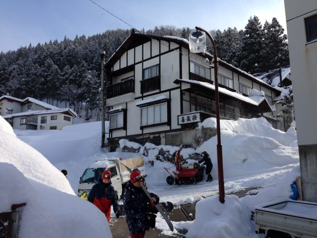 Kirakuso Lodge Nozawa Onsen