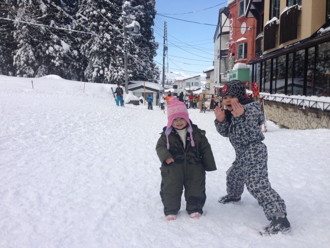 Nozawa is a great place for kids of all ages to get their first taste of skiing or master the art...
