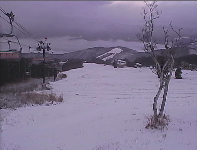 Paradise slope in Nozawa starting to live up to its name this morning!
