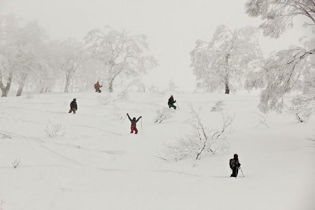Snow jobs available in Nozawa Japan