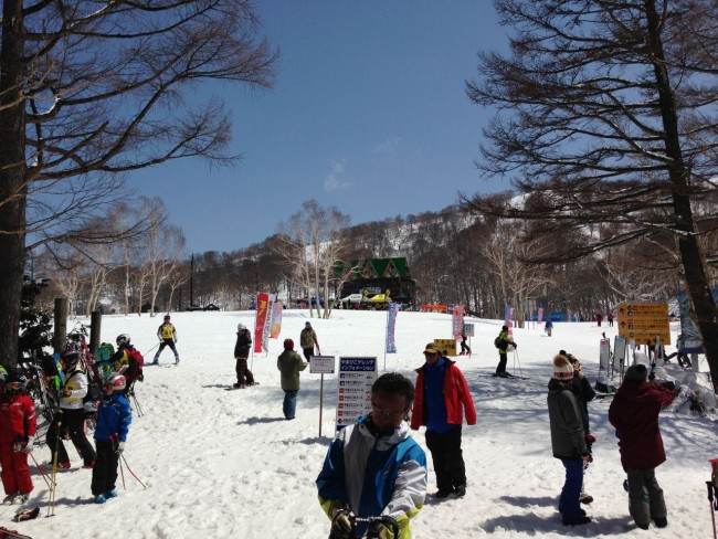 Ski and Snowboard Demo days in Nozawa this weekend. Come down and test out all the latest models