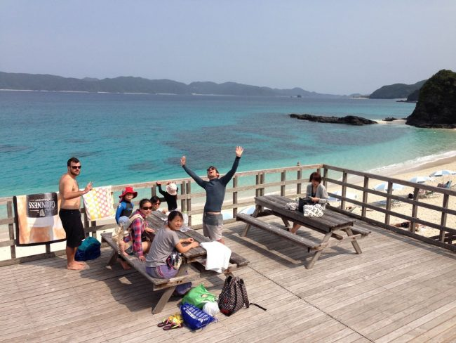 Hands up if you like Zamami Island. Just 3 hours from Nozawa Onsen