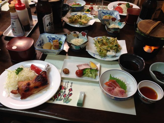 Eating out in Japan is general is terrific value. Tokyo has an amazing range of choice and great quality.