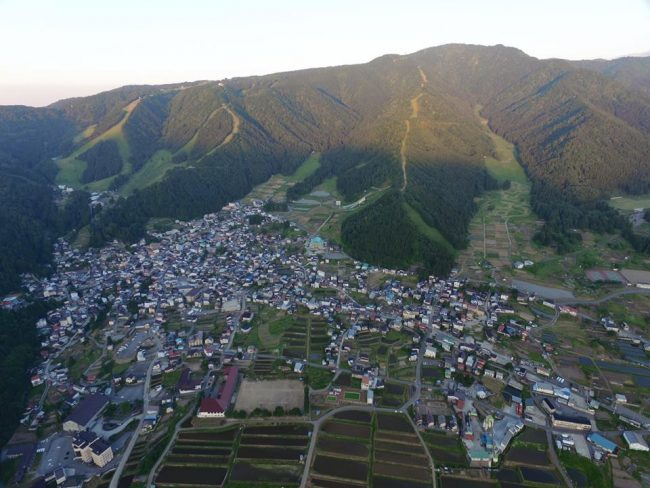 Nozawa Onsen is a very compact picturesque little Village hidden away in the Nagano Mountains.