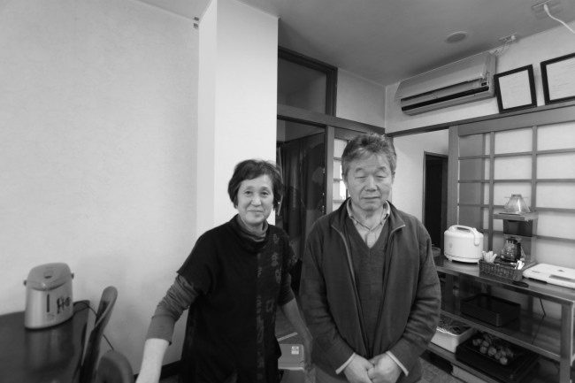 Mr and Mrs Shinazawa work so hard to make sure you have an amazing stay in Nozawa Onsen but always have a smile for you when you come back from the slopes