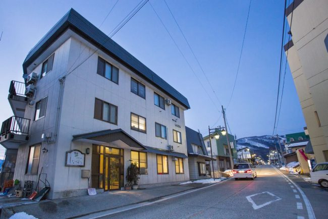 Shinazawa Lodge one of the great local lodges with delicious food and warm hospitality in Nozawa.