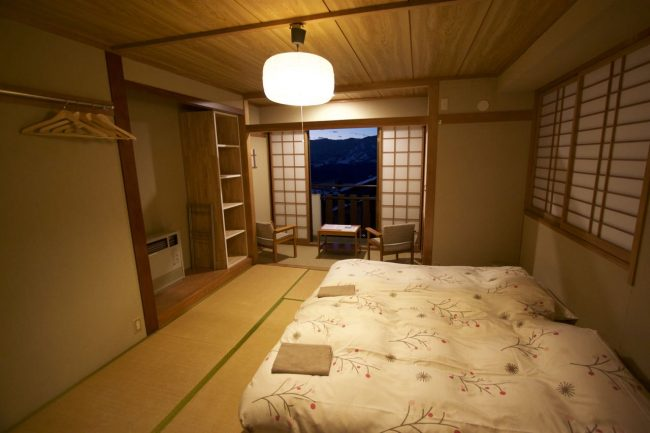 Available Accommodation Nozawa Onsen Japan