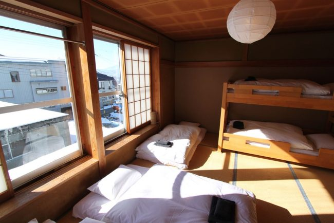 Beautiful Tatami Rooms with views