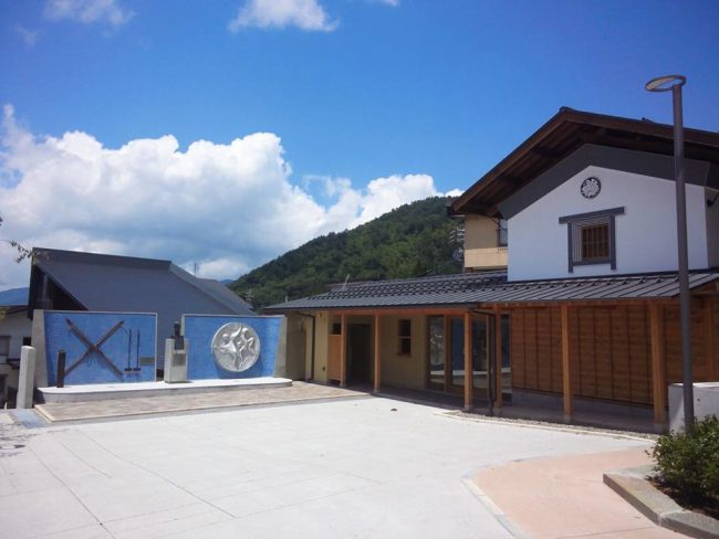 Hundred year old building renovated to become a craft brewery in Nozawa Onsen