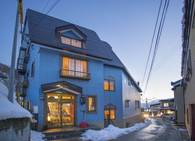 Lodge Nagano in Nozawa Onsen a home away from home