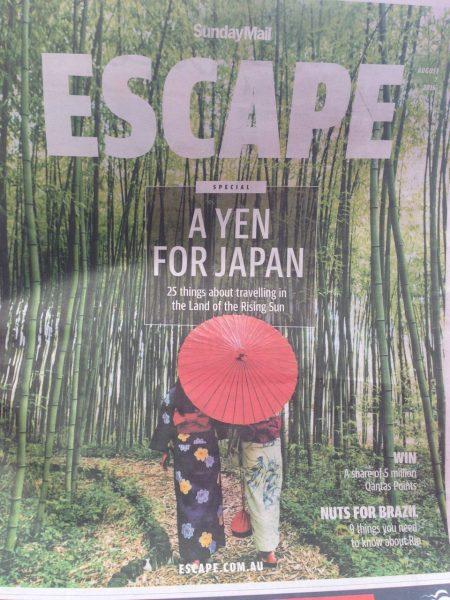 Media Travel Article Japan