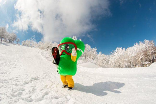 Nasuki Nozawa Snowboard