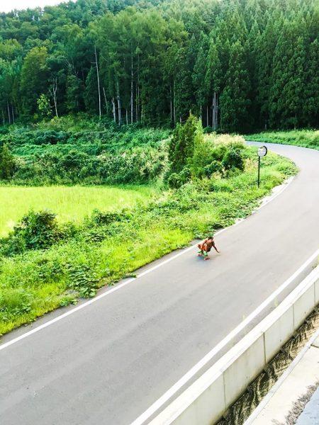 Autumn Off Season training Nozawa