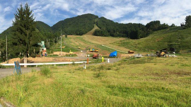 Ski Lift Hikage Nozawa
