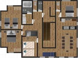 Apartment Nozawa Akari Self Contained