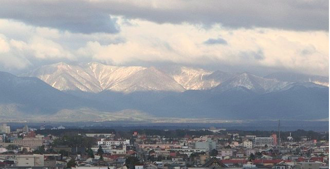 First snow for the 2016/17 season has arrived in Japan with the North getting a fresh coat