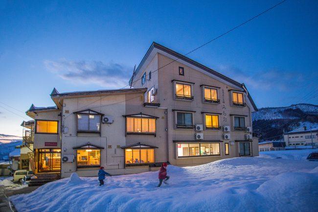 Central Snow Nozawa