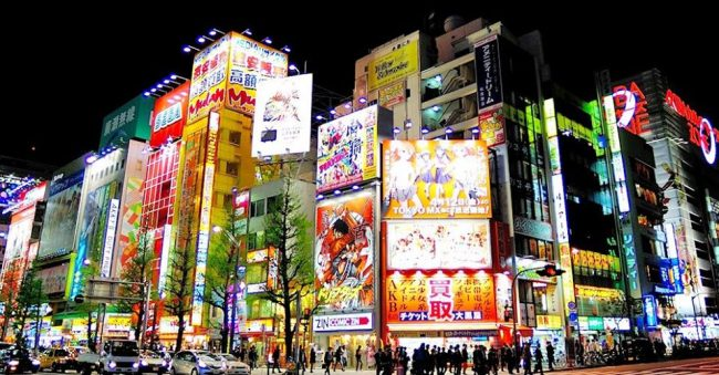 Tokyo Lights Nozawa Akihabara