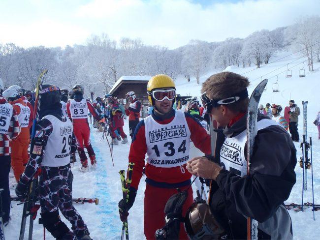 March Magic Spring Skiing Nozawa