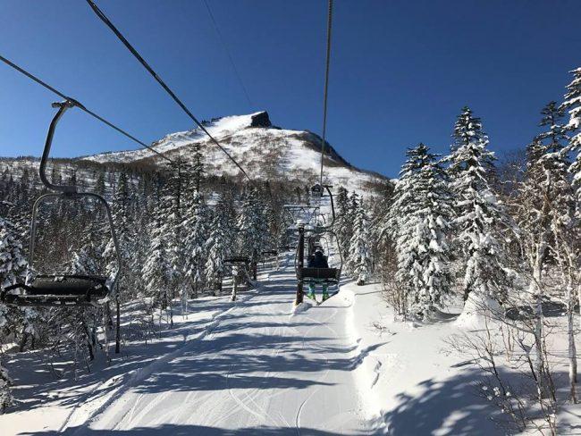 First Ski Resort Open Japan Nozawa