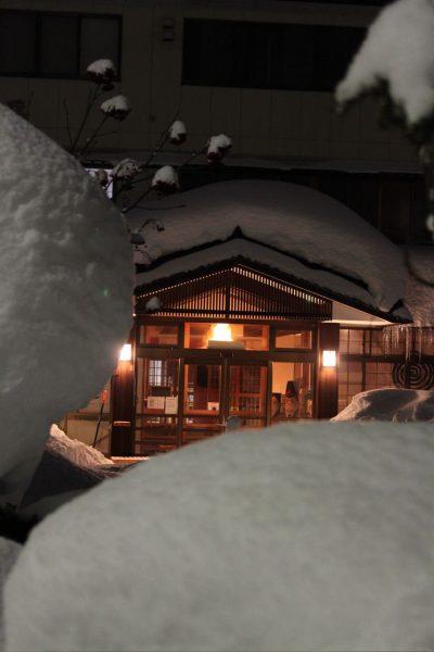 Snow Flakes Accommodation Nozawa Onsen