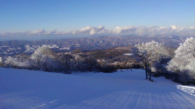 Nozawa Onsen Resort Open