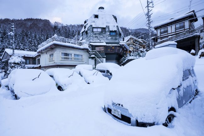 Nozawa Snow Report 31 December 2016