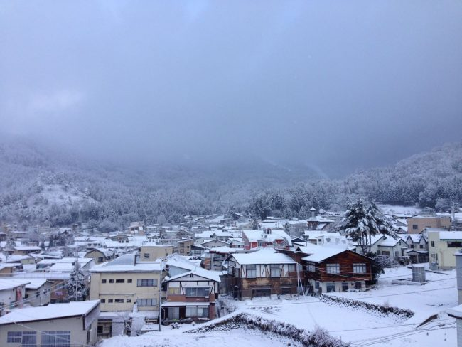 Great start Nozawa Season