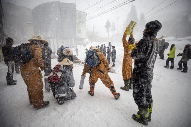 Nozawa Snow Report 14 January 2017