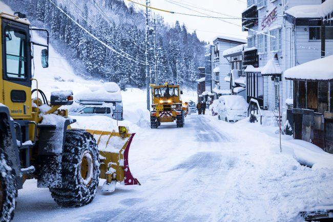 Nozawa Snow Report 5 January 2017