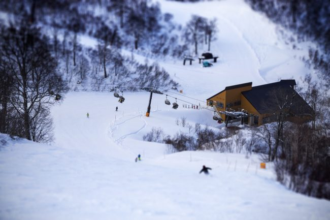 Nozawa Snow Report 3 January 2017
