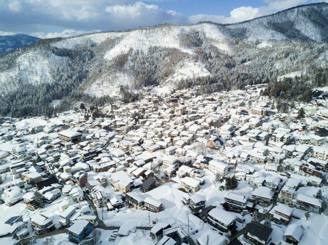 Nozawa Onsen Village