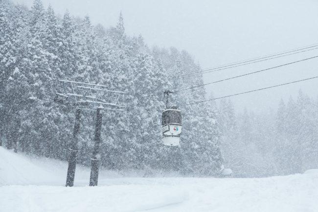 Snow Report Nozawa Onsen