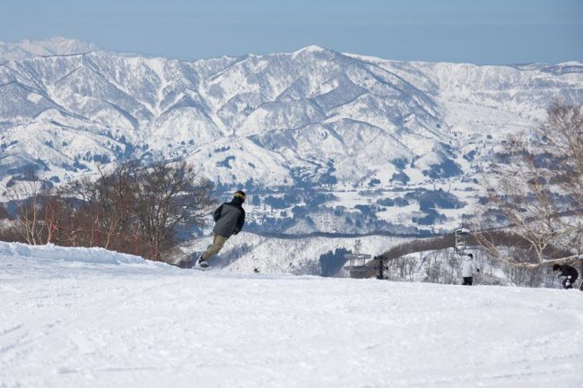 Nozawa Onsen Snow Report 13 March 2017