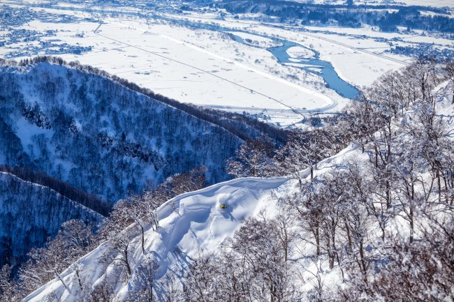 Nozawa Snow Report 12 March 2017
