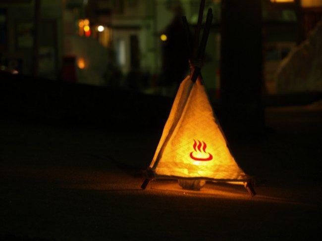 Lantern Festival Nozawa Onsen
