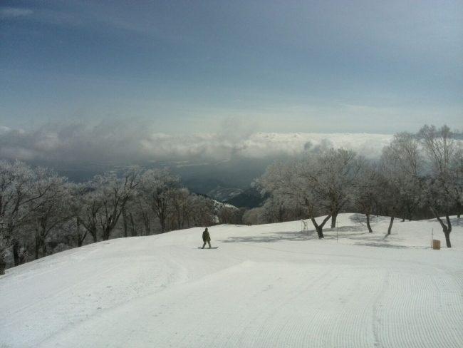 Nozawa Onsen Snow Report 20 April 2017