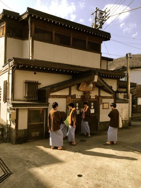 Golden Week Nozawa Onsen