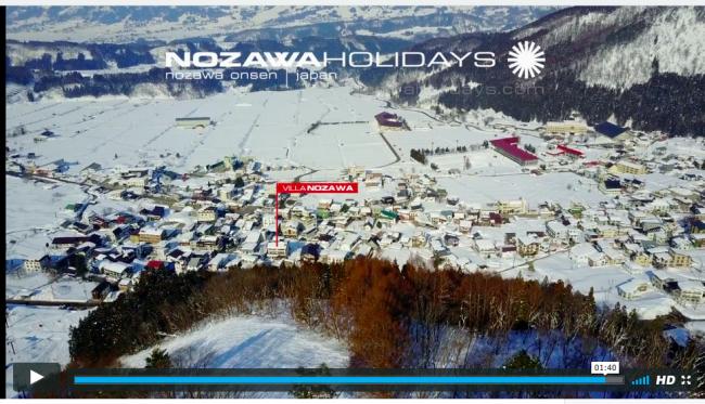 Places to stay Nozawa Onsen