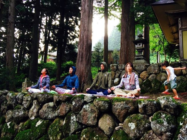 Yoga Retreat Nozawa Onsen