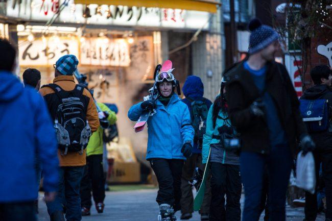 Accommodation Nozawa Onsen Peak Times