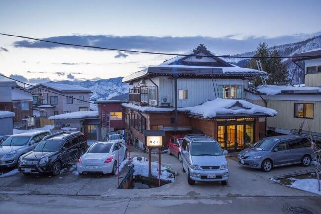 Places to Stay Nozawa Onsen Japan