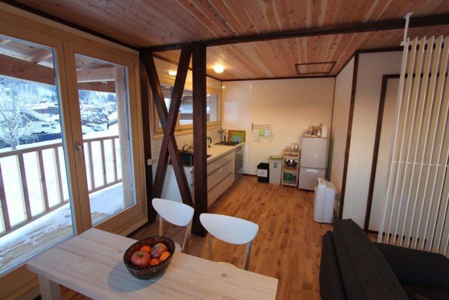 Duplex Apartment Nozawa Onsen Available January