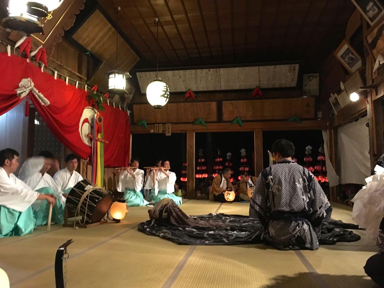 Festivals Nozawa Onsen