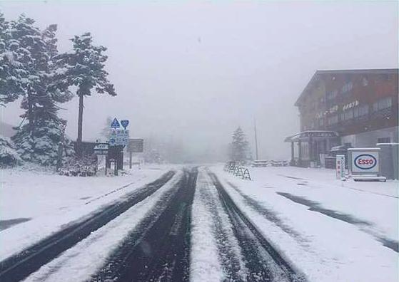 First Snow Report Nozawa Onsen