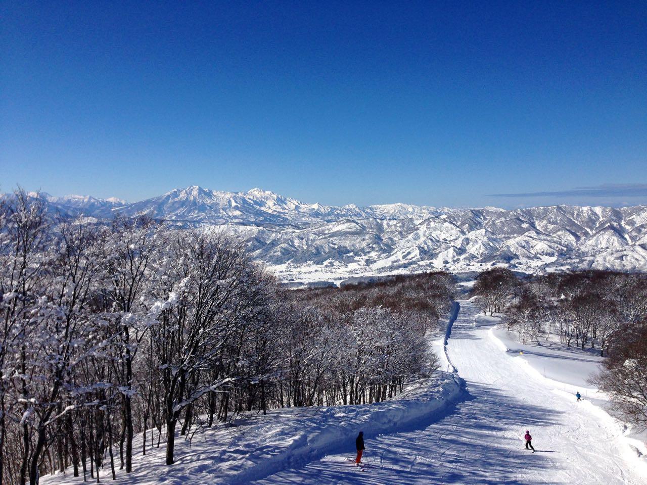 Ski Holiday Nozawa Onsen Japan